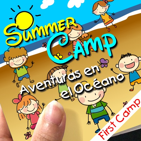 Summer Camp 1 for 5-12 years Spanish for Little Learners
