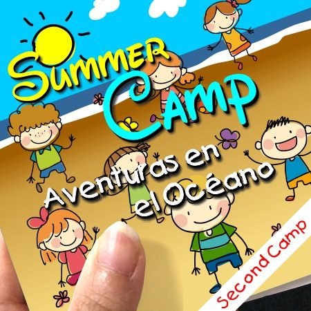 Summer Camp 2 for 5-12 years Spanish for Little Learners