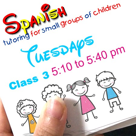 Register Tuesdays Class 3