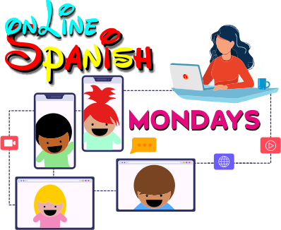 Online Mondays Spanish Class