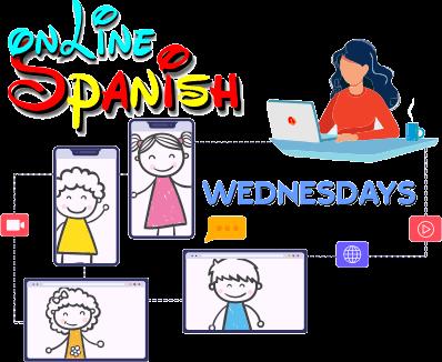 Online Wednesdays Spanish Class