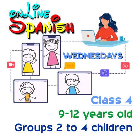 Register Wednesdays Online Class 4