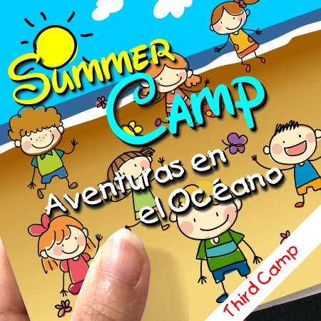 Summer Camp 3 for 5-12 years Spanish for Little Learners